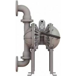 """2""""-os fém nagynyomású levegőműködtetésű membránszivattyú E2HP"""