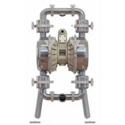 """2""""-os fém karimás higiéniai levegőműködtetésű membránszivattyú E2"""