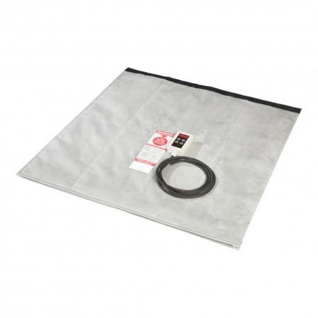 Fűtőpaplan digitálisan állítható 0-120°C