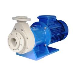 HCM PP/PVDF Mágneskuplungos centrifugál szivattyú