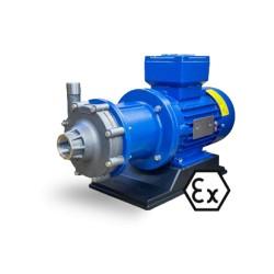 EM-C  ATEX-es mágneskuplungos centrifugál szivattyú