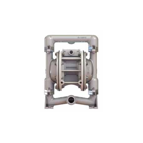 """1""""-os fém élelmiszeripari pneumatikus membránszivattyú E1"""
