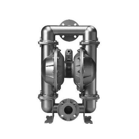"""3""""-os fém pneumatikus membránszivattyú ATEX kivitel - Saválló acél"""