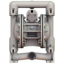 """1""""-os fém levegőműködtetésű membránszivattyú ATEX kivitel E1"""